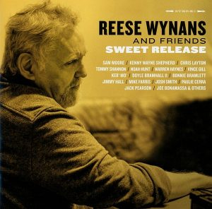 Reese Wynans And Friends Sweet Release Cover