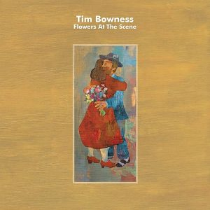 Tim Bowness Flowers At The Scene Cover