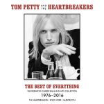 Tom Petty The Best Of Everything 1976-2016 Cover