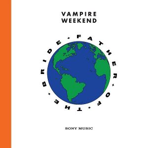Vampire Weekend Father Of The Bride Cover