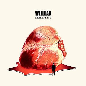 Wellbad Heartbeast Cover