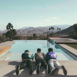Jonas Brothers Happiness Begins Cover