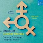 Genaux Zazzo Lautten Compagney Baroque Gender Stories Cover