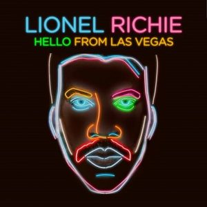 Lionel Richie Hello From Las Vegas Cover