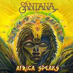 Santana Africa Speaks Cover