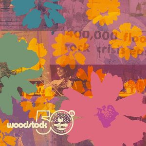 Various Artists Woodstock 50 Cover