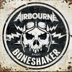Airbourne Boneshaker Cover